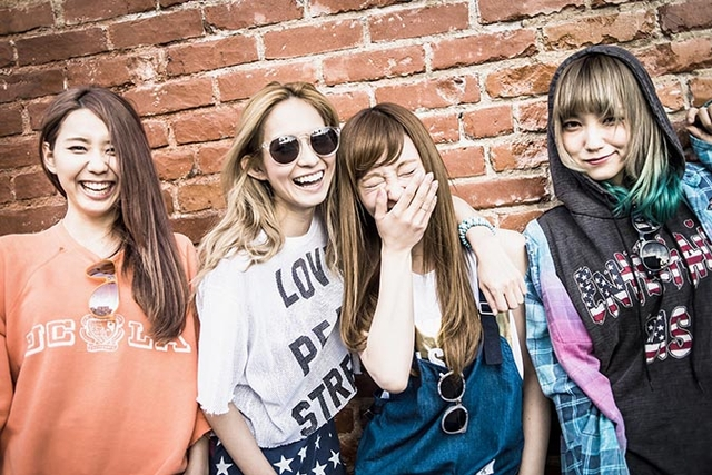 scandal arena tour 2015 2016 perfect world at 日本武道館 火曜